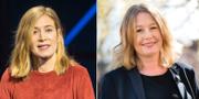 Karin Pettersson och Åsa Linderborg TT