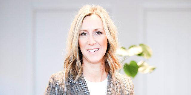 Anna Ygeby är rådvigare på Almi.  Almi