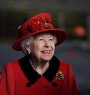 Drottning Elizabeth. Arkivbild. Steve Parsons / TT NYHETSBYRÅN