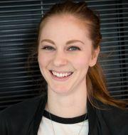 Simone Giertz Jessica Gow/TT / TT NYHETSBYRÅN