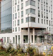 Nybyggda bostäder vid Kristineberg Tomas Oneborg/SvD/TT / TT NYHETSBYRÅN
