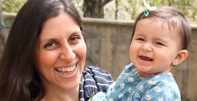 Arkivbild: Nazanin Zaghari-Ratcliffe.  HANDOUT / Free Nazanin campaign