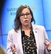 Maria Malmer Stenergard. Claudio Bresciani/TT / TT NYHETSBYRÅN