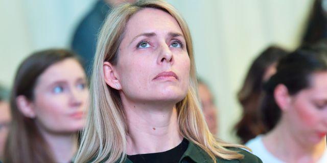 Helena Helmersson, vd.  Jonas Ekströmer/TT / TT NYHETSBYRÅN