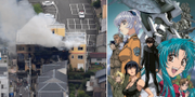 Animationsstudion Kyoto Animations stod bakom flera hyllade filmer. TT