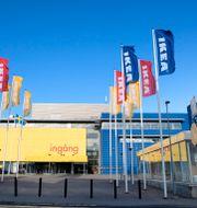 Ikea i Kungens Kurva  Jessica Gow/TT / TT NYHETSBYRÅN
