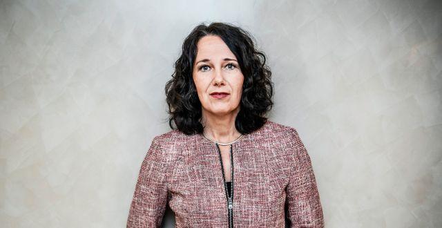 Annika Winsth. Tomas Oneborg/SvD/TT / TT NYHETSBYRÅN