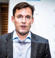 Johan Forssell, vd på Investor. Magnus Hjalmarson Neideman/SvD/TT / TT NYHETSBYRÅN