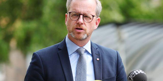 Mikael Damberg Jeppe Gustafsson/TT / TT NYHETSBYRÅN