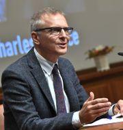 Patrik Ernfors, ledamot i Nobelkommittén. Claudio Bresciani/TT / TT NYHETSBYRÅN