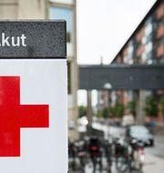 Skånes universitetssjukhus i Lund.  Emil Langvad/TT / TT NYHETSBYRÅN