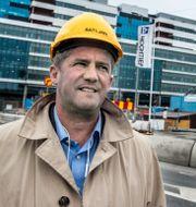 Arkivbild: llija Batljan, vd för SBB.  Lars Pehrson / SvD / TT / TT NYHETSBYRÅN