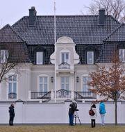 Kanske Malmös mest kända villa, tidigare i fotbollspelaren Zlatans ägo. Johan Nilsson / TT / TT NYHETSBYRÅN
