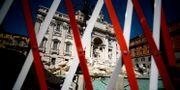Illustrationsbild: Fontana di Trevi i Rom.  FILIPPO MONTEFORTE / TT NYHETSBYRÅN