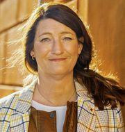 Handels ordförande Susanna Gideonsson.  Pressbild Handels/ Foto: Pernille Tofte