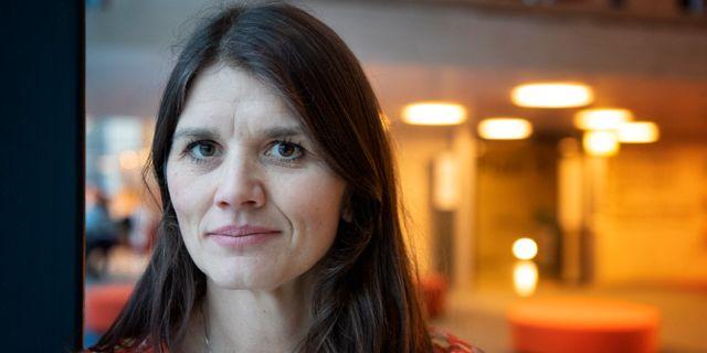 Jenny Madestam är verksam som universitetslektör vid Södertörns högskola.  Jessica Gow/TT / TT NYHETSBYRÅN