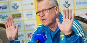 Förbundskapten Janne Andersson. Arkivbild. Jonas Ekstromer/TT / TT NYHETSBYRÅN