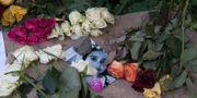 Bild på den 14-åriga flickan som mördades i Wiesbaden, Tyskland.  Boris Roessler / TT / NTB Scanpix
