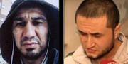Terrordömde Rakhmat Akilov / mannen som uppges vara Abu Davud. Polisen / TV4