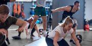 Styrketräning gör dig stark både fysiskt och mentalt. Nordic Wellness