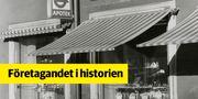 Bild ur Apoteket AB:s arkiv hos Centrum för Näringslivshistoria.