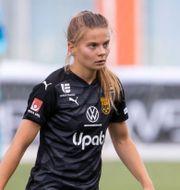 Umeå IK:s Therese Simonsson. Arkivbild.  JOHAN LÖF / BILDBYRÅN