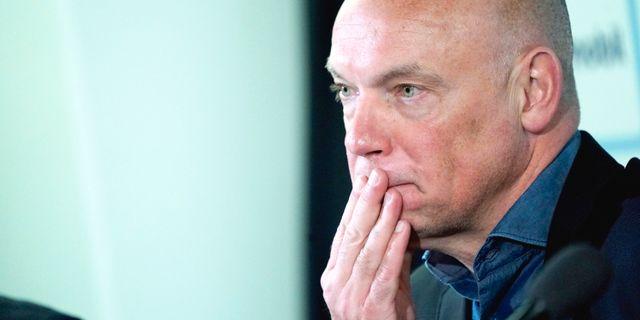 Uwe Rösler. Johan Nilsson/TT / TT NYHETSBYRÅN