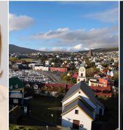 Helle Thorning-Schmidt och Lars Løkke Rasmussen TT