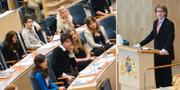 Bilder från Ungdomens riksdag 2009. TT