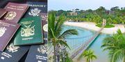 Pyttenationen Singapore har världens mäktigaste pass, enligt en ny rankning. Thinkstock