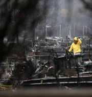 Kalifornien hotas nu av regn och översvämningar  JUSTIN SULLIVAN / GETTY IMAGES NORTH AMERICA