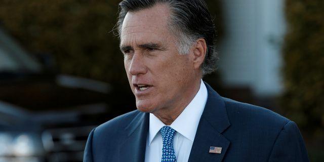 Romney kandiderar for plats i senaten