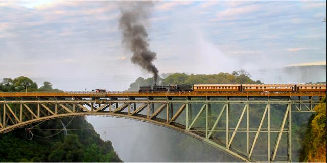 Rovos Rail är ett storslaget äventyr. Thinkstock.