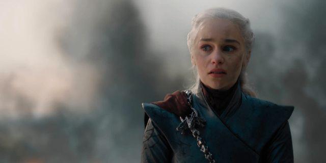 Emilia Clarke spelar karaktären Daenerys. TT NYHETSBYRÅN