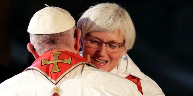 Protestantiska kyrkan homosexualitet