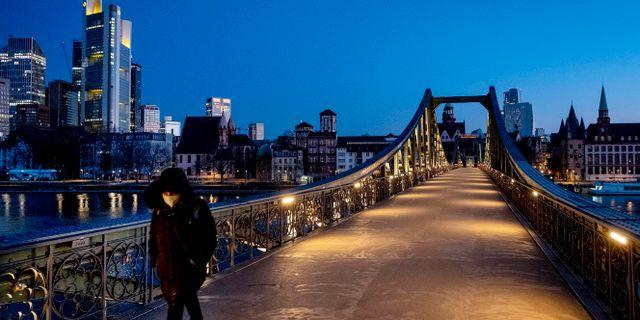 Illustrationsbild. Frankfurt, Tyskland.  Michael Probst / TT NYHETSBYRÅN