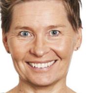 Wihlborgs vd Ulrika Hallengren. Wihlborgs/TT