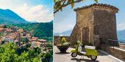 """Byn Fornelli har nominerats till """"Italiens vackraste stad 2019"""". Region Molise"""