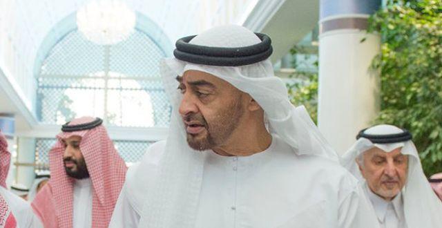 Arkivbild: Mohammed bin Zayed Untitled / TT NYHETSBYRÅN