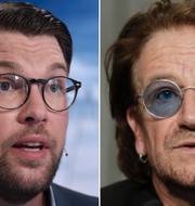 Jimmie Åkesson, Bono.  TT