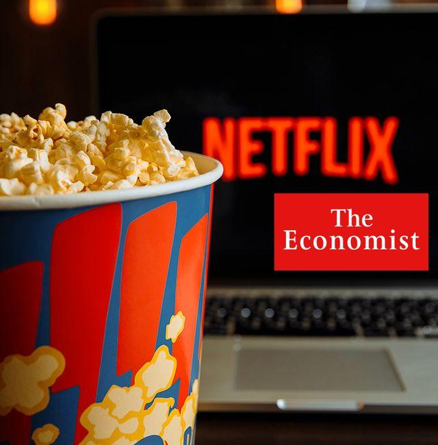 Netflix & chill. Shutterstock