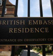 Brittiska ambassaden i Washington DC WIN MCNAMEE / GETTY IMAGES NORTH AMERICA