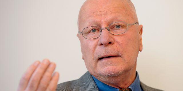 Sven-Erik Alhem JONAS EKSTRÖMER / TT / TT NYHETSBYRÅN