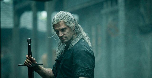 Henry Cavill i The Witcher Katalin Vermes / TT NYHETSBYRÅN