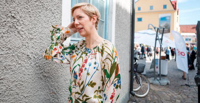 Anna Breman, chefsekonom på Swedbank.  Simon Rehnström/SvD/TT / TT NYHETSBYRÅN