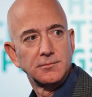 Bezos och Warren. TT