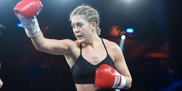 Boxaren Klara Svensson  TAYDUCLAM / BILDBYR