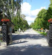 Norra begravningsplatsen, Solna. Wikipedia Commons
