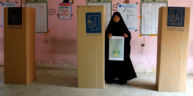 Valet i irak viktigt for usa