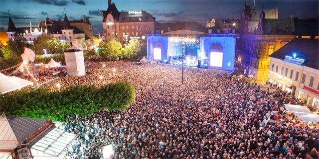 Malmöfestivalen. Johan Bävman/Pressbild